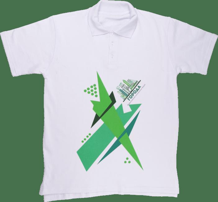 Пошив футболок оптом на заказ в Москве