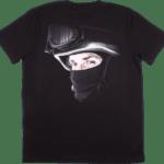 печать флюоресцентами на футболке