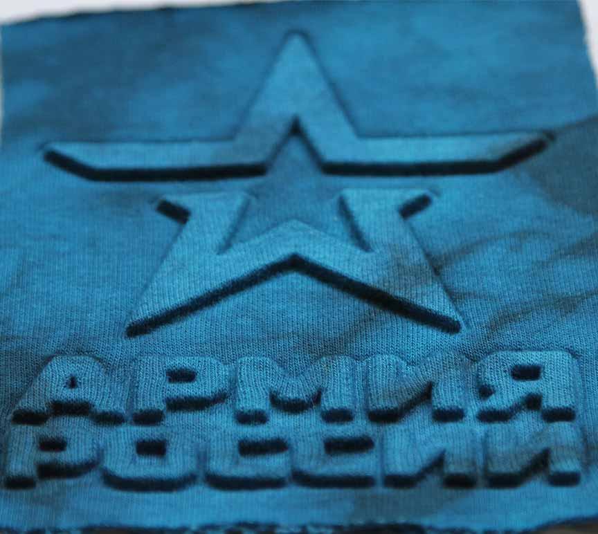 трехмерная печать футболка