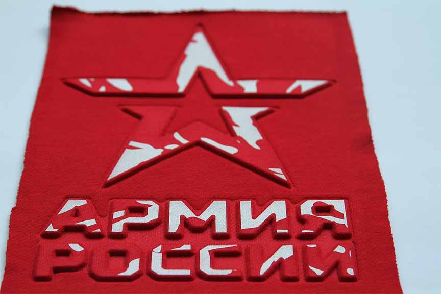 футболка со звездой