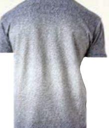 эффект джинсы на футболке