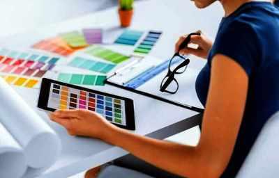 Разработка дизайн макетов при печати