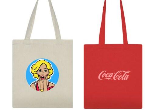 Заказать сумки с логотипом в Москве